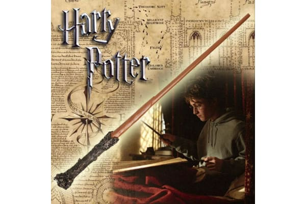 Harry Potter Wand Official Collector's Item Movie Prop Replica Daniel Radcliffe