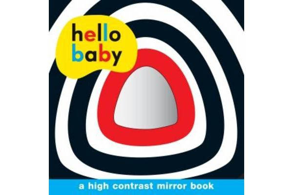 Board Book with Mirror