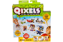 Qixels Metallic Design Creator