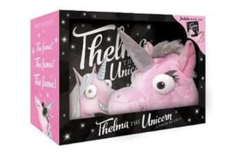Thelma the Unicorn + Hat Boxed Set