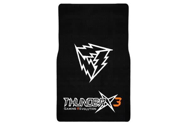 ThunderX3 TGM-20 Gaming Mat For Gaming Chair Say byebye to slips & slides
