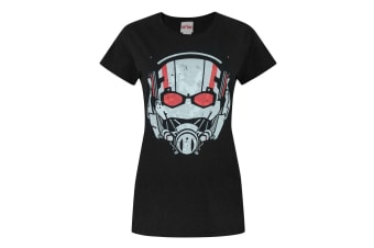 Marvel Womens/Ladies Ant-Man T-Shirt (Black)