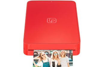 Lifeprint 2x3 Instant Wifi/Bluetooth Mobile Photo/Video Printer f/iOS/Android RD