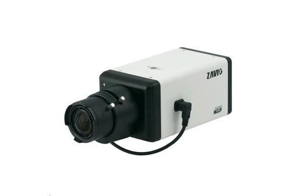 ZAVIO 1080p 2MP Box IP Camera 30fps 1920 x 1080, Day / Night (Lens not included and sold separate)