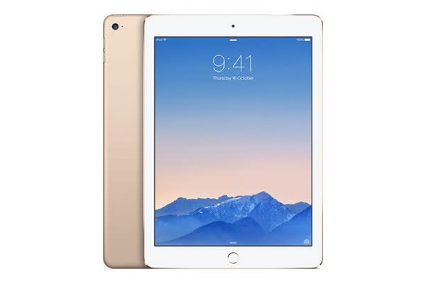 Apple iPad Air 2 (16GB, Cellular, Gold)