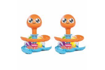 2PK Tomy Octopus Ball Toy 12m+