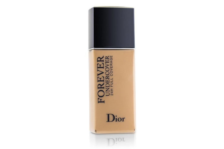 Christian Dior Diorskin Forever Undercover 24H Wear Full Coverage Water Based Foundation - # 022 Cameo 40ml/1.3oz