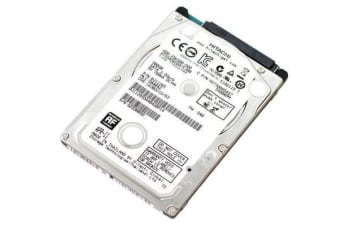HGST 500GB, 2.5', 7mm, 0J38065, 5400RPM SATA  HDD, 8MB Cache, HTS545050A7E680