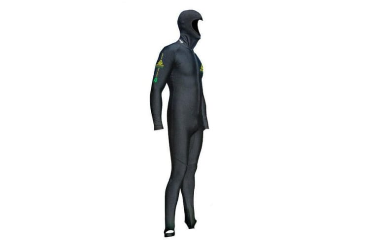 Adrenalin BodyShield Microfibre Hooded Wetsuit L