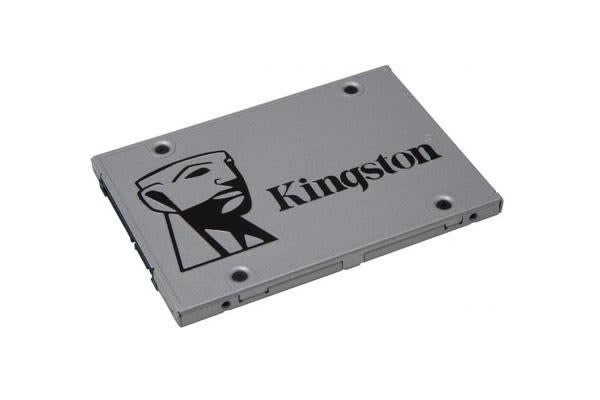 Kingston A400 120GB 2.5' SATA3 6Gb/s SSD - TLC 500/450 MB/s 7mm Solid State Drive 1 mil hrs MTBF 3yrs