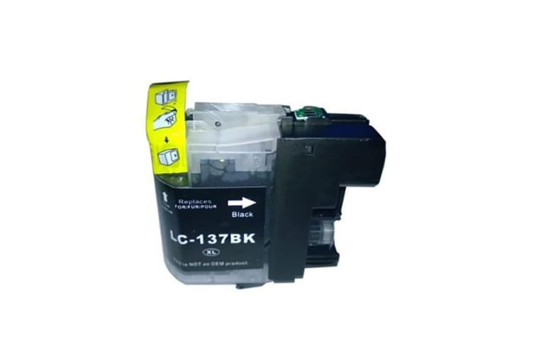 LC137XL Black Compatible Inkjet Cartridge