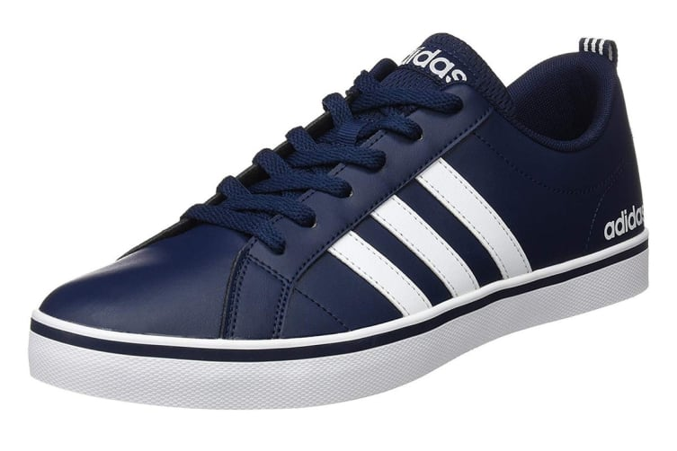Adidas Men's VS Pace Shoe (Collegiate Navy/White, Size 10.5 UK)