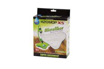 3 Pack H20 X5 Cloth