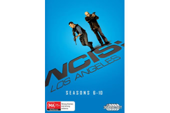 NCIS Los Angeles Seasons 6-10 Box Set DVD Region 4