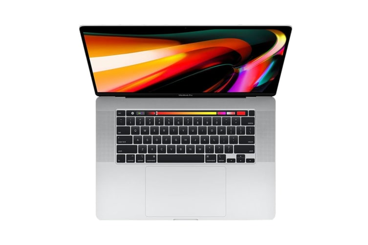 "Apple 16"" MacBook Pro 2019 MVVM2 (2.3 GHz i9, 16GB RAM, 1TB SSD, Silver)"