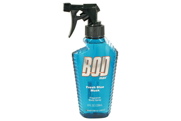 Parfums De Coeur Bod Man Fresh Blue Musk Body Spray 240ml