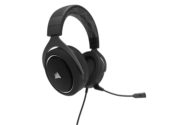 Corsair HS60 Surround Gaming Headset (White)