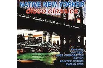 Various Artists - Native New Yorker - Disco Classics MUSIC CD NEW SEALED