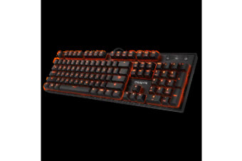 Gigabyte FORCE K85 RGB Mechanical Gaming Keyboard Cherry MX Red Switch Anti-ghosting Function 16.7M customizable color lighting Windows-lock hotkey