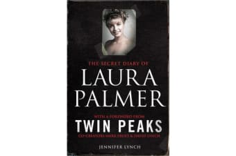 The Secret Diary of Laura Palmer - the gripping must-read for Twin Peaks fans