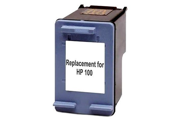 C9368A #100 Grey Remanufactured Inkjet Cartridge