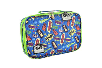 Go Green Original Lunch Box Set Superhero