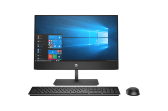 "HP 600 ProOne G5 AIO, 21.5"" T, i5-9500T, 8GB, 1TB, W10P64, 3-3-3 (Replaces"