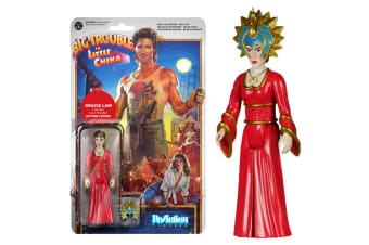 Big Trouble in Little China Gracie Law ReAction Figure