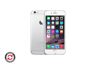Refurbished Apple iPhone 6 (16GB, Silver)