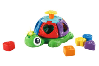 LeapFrog Sort & Spin Turtle