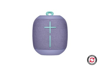 Ultimate Ears UE WONDERBOOM Refurbished (Lilac) - A Grade