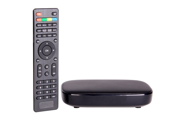 Laser Quad Core Android Smart Media Player with DVB-T2 (MMC-B18)