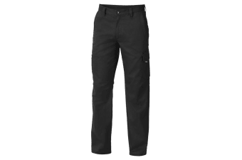 King Gee Workcool 2 Pants (Black, Size 87R)
