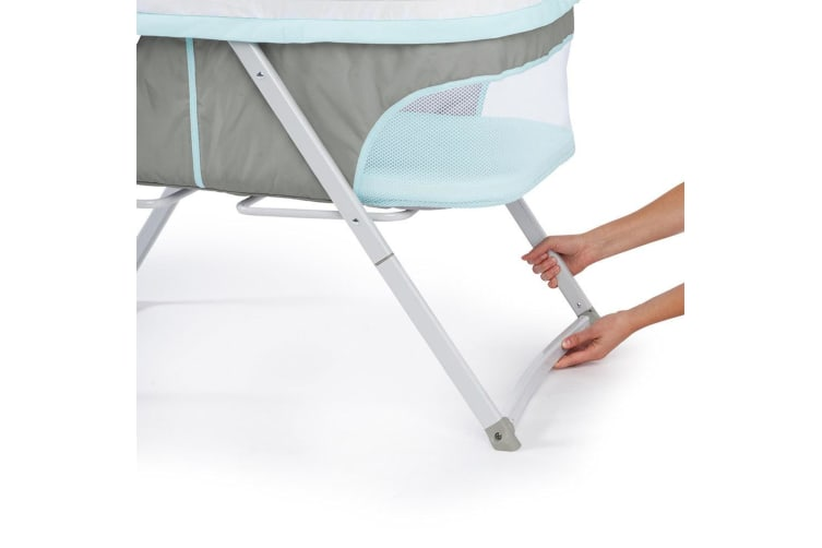 Ingenuity FoldAway Rocking/Portable Bassinet/Cradle/Cot ...