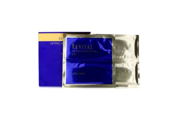 Shiseido Revital Lifting Mask Science EX (6pcs)
