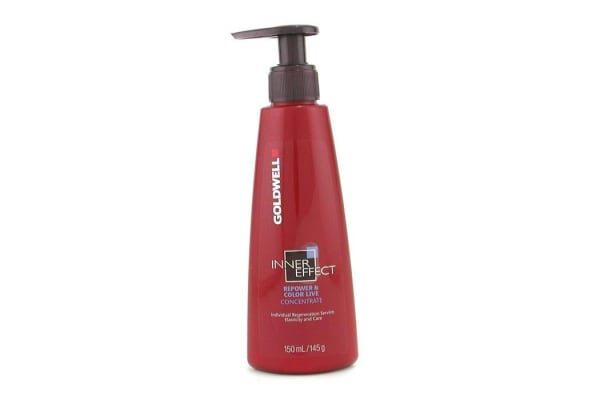 Goldwell Inner Effect Repower & Color Live Concentrate (150ml/5oz)