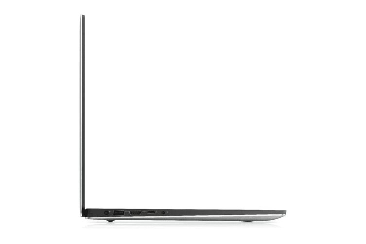 "Dell XPS 15 9570 15.6"" 4K UHD Windows 10 Touch Screen Laptop (i7-8750H, 32GB RAM, 1TB SSD, Silver) - Certified Refurbished"
