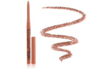 Nyx Waterproof Retractable Lip Liner Vanilla Kiss Pencil Lipliner #Mpl13