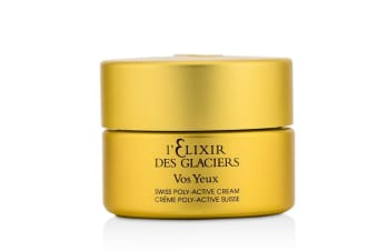 Valmont Elixir des Glaciers Vos Yeux Swiss Poly-Active Eye Regenerating Cream (New Packaging) (Unboxed) 15ml/0.5oz