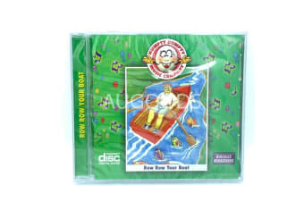 Children's Favourites: Row Row Your Boat BRAND NEW SEALED MUSIC ALBUM CD
