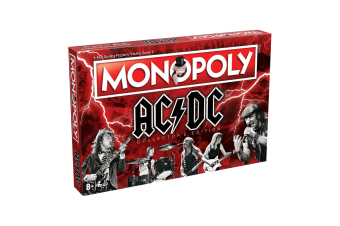 Monopoly - AC/DC Edition