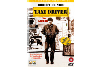 Taxi Driver - Region 2 Rare- Aus Stock DVD Preowned: Excellent Condition