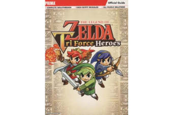 The Legend of Zelda - Tri Force Heroes Standard Edition Guide