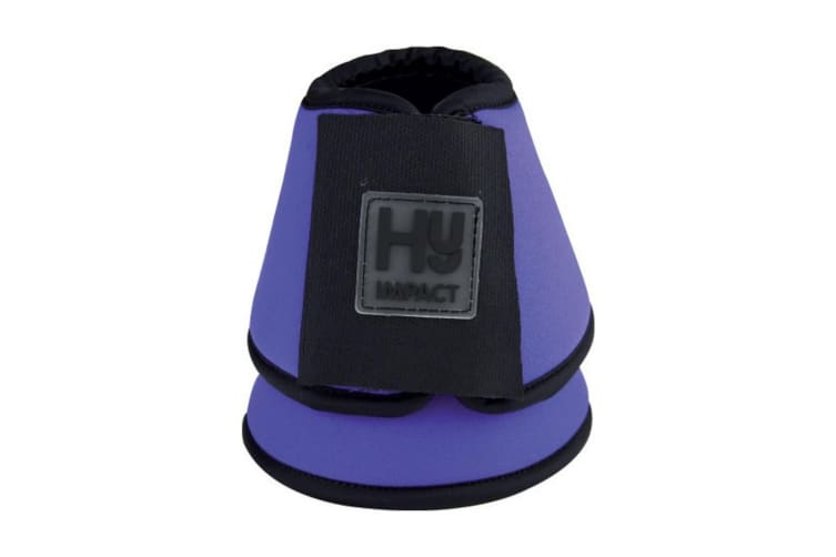HyIMPACT Neoprene Over Reach Boots (One Pair) (Purple) (XL)