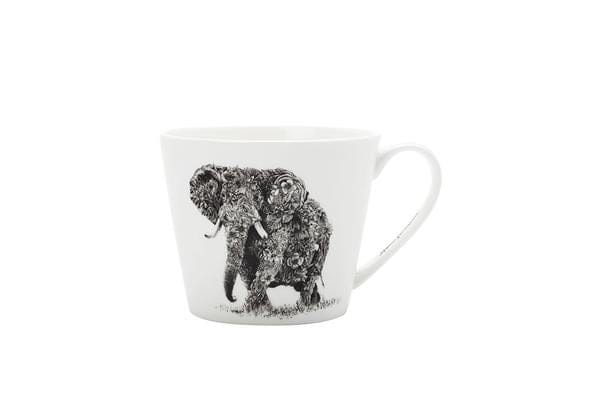 Maxwell & Williams Marini Ferlazzo Mug 450ml African Elephant