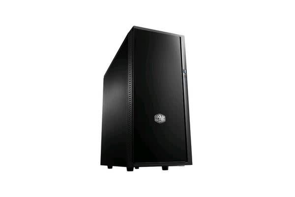 Cooler Master SILENCIO 452 Mid Tower Elegance Silent Sound Proofing