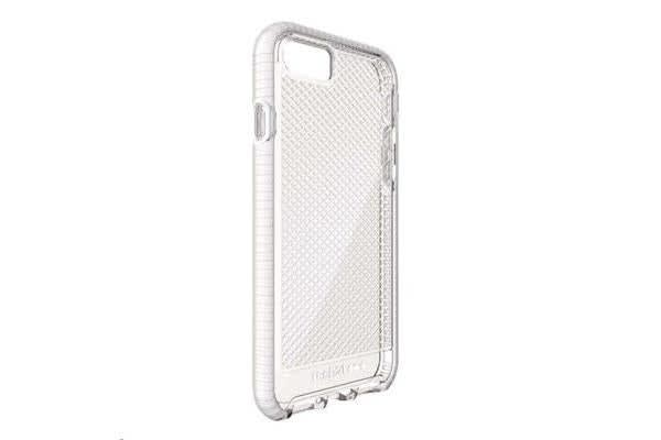 Tech 21 iPhone 7 Evo Check Case - Clear/White