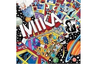 Mika The Boy Who Knew Too Much BRAND NEW SEALED MUSIC ALBUM CD - AU STOCK