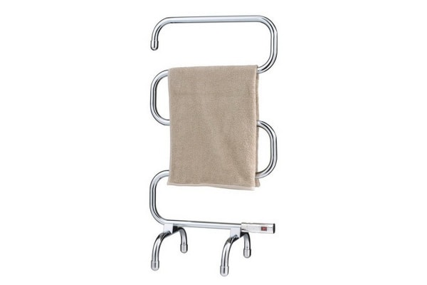 Heller Freestanding Heated Towel Rail - Chrome (HTR102C)