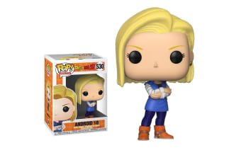 Dragon Ball Z Android 18 Pop! Vinyl